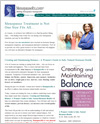 Menopause Newsletter Archive