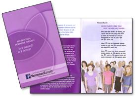 Free Bio-Identical Hormone Therapy Brochure